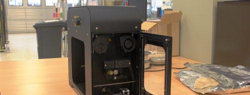Polymer 3DEVO NEXT Filament Extruder