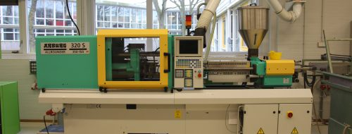 Arburg 320S Injection Moulding Polymer