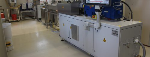 Berstorff 43D Compounding Extruder