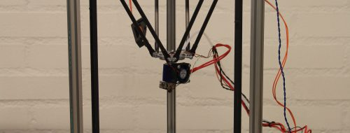Kossel FDM 3D Printer