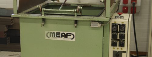 MEAF Thermoforming Mealux Polymer