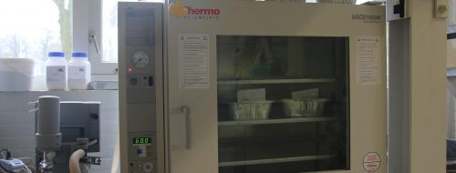 Thermo Scientific Vacuum Oven